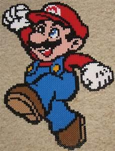 Bügelperlen Super Mario : bildergebnis f r b gelperlen vorlagen zum ausdrucken kostenlos mario ideas b gelperlen ~ Eleganceandgraceweddings.com Haus und Dekorationen