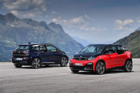 World Premiere 2018 Bmw I3 Lci Facelift