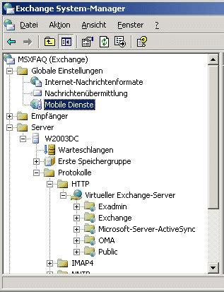 Outlook Mobile Access by Exchange 2003 Outlook Mobile Access