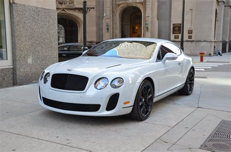 2018 Bentley Continental Supersports Used Bentley Used