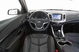 2015 Chevrolet Ss Manual First Test