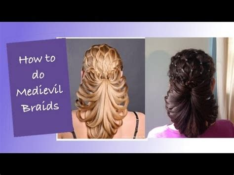 medievil braid rapunzels mother hair dos   tos
