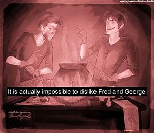 24 best Fred and George Weasley (In loving memory of Fred