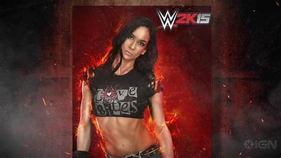 Aj Lee Wwe 2k15 Background Roster Wallpapers