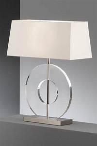 Lampe A Poser Contemporaine : lampe a poser contemporaine ~ Teatrodelosmanantiales.com Idées de Décoration