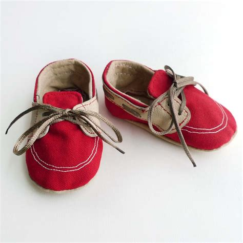 Baby Boat Shoes by Baby Boat Shoes Sewing Projects Burdastyle