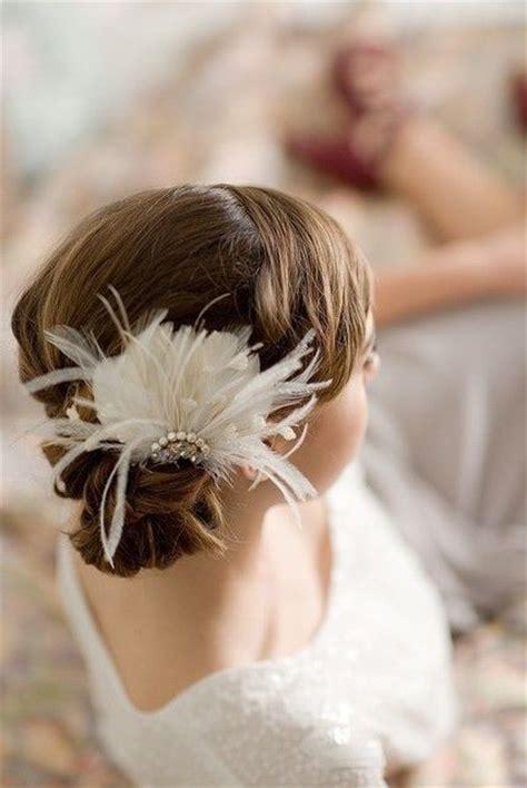 diy wedding hair fascinator how to make a bridal feather fascinator diy pinterest