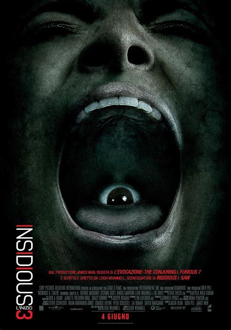Insidious 3 – L'inizio: trailer e poster italiani ...