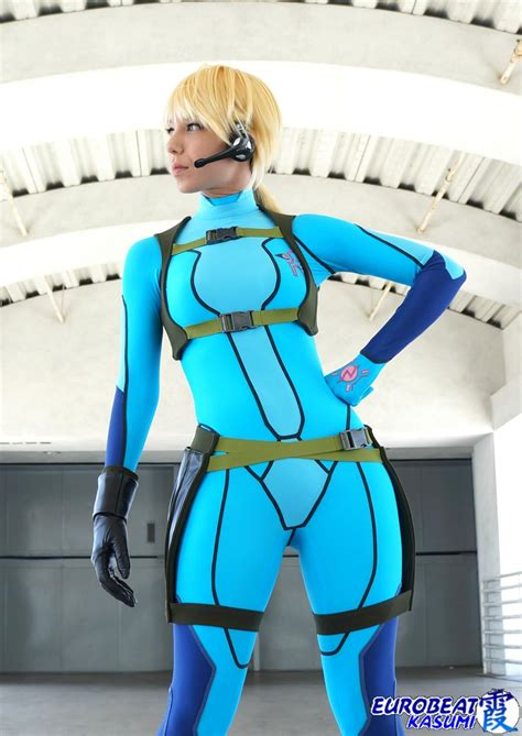 Zero Suit Samus Cosplay Cosplay And Tutorials Cosplay