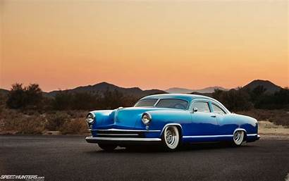 Kaiser Classic Dragon Rod Cars Lowrider Wallpapers