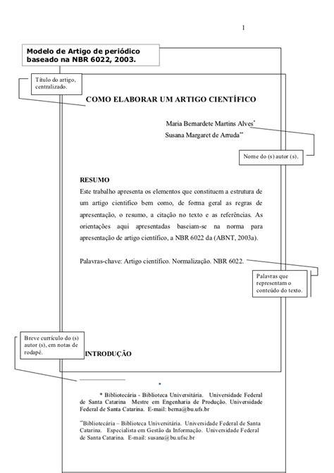 modelo de artigo em word nas normas da abnt 2016 como artigocientifico atualizado2010 2