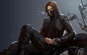 Bucky Wallpapers (75+ images)