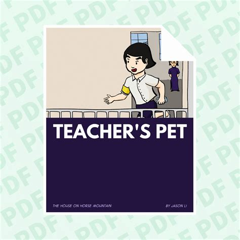Teacher's Pet (ebook)  Bighead Emporium