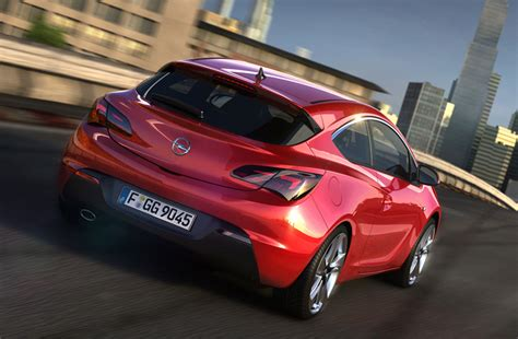 Opel Astra Hatchback by Sporty Opel Astra Gtc Hatchback Heading To U S As A Buick