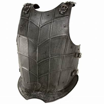Breastplate Dark Epic Armor Medieval Drake Knight