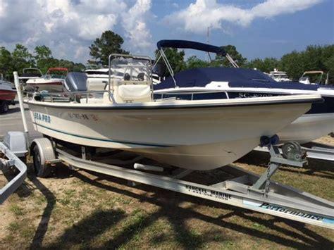 Boat Trailer Rental Charleston Sc by 1999 Sea Pro V1900cc Bay Boat 20 Foot 1999 Sea Pro Boat