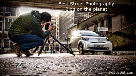 Top 75 Street Photography Blogs, Websites & Newsletters In