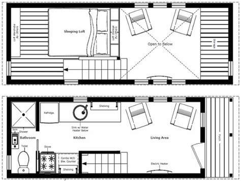 Tiny House Kits Home Floor Plans Tiny Houses, Tiny House