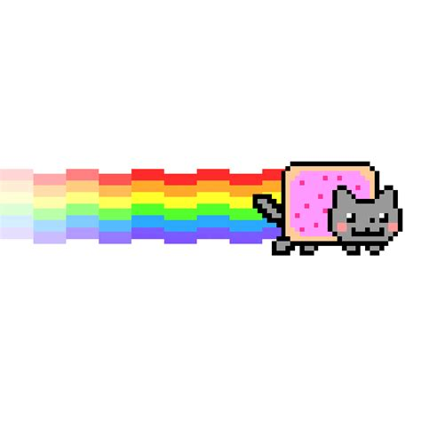 Nyan Cat Lost In Space By Istom Games Kft