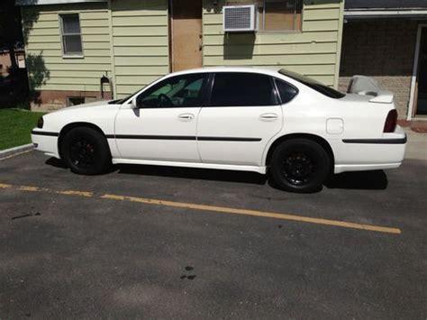 salt ls for sale sell used 2003 chevrolet impala ls sport sedan 4 door 3 8l