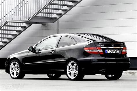 Mercedes Benz Clc (w203)  2008, 2009, 2010, 2011