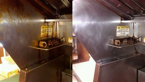fryer hoods commercial kitchen cleaning checklist