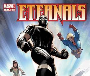 Eternals: Manifest Destiny (2008) #5 | Comics | Marvel.com