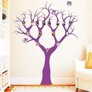 Wandtattoo Baum Mit Bilderrahmen : stammbaum mit eulchen wandtattoos ~ Eleganceandgraceweddings.com Haus und Dekorationen