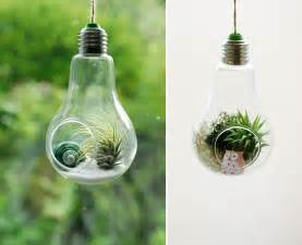 20, , awesome, diy, ideas, for, recycling, old, light, bulbs