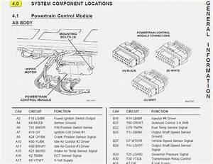 Jeep Commander Starter Wiring Harness