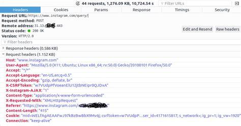 lib correct response header python requests doesn