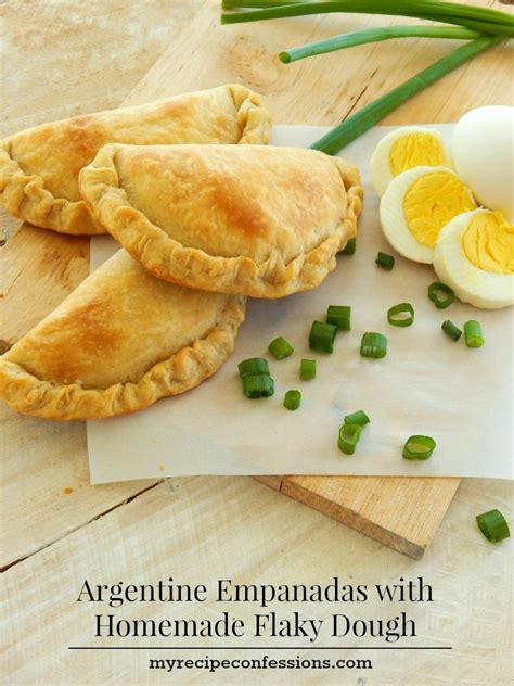 cuisine argentine empanadas argentine empanadas with flaky dough my recipe