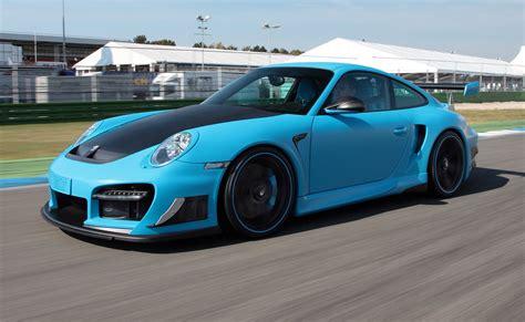 2018 Porsche 911 Turbo Gt Street R By Techart Picture