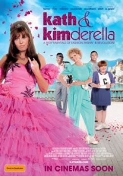 gina turner townsville movie listing now showing kath and kimderella