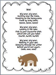 teddy bear songs preschool freebies from my week activities 336