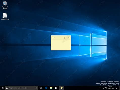 post it bureau windows crea post it en tu escritorio de windows 10 con sticky