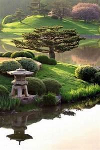 Deco Jardin Japonais : deco jardin japonais exterieur decoration de jardin ~ Premium-room.com Idées de Décoration