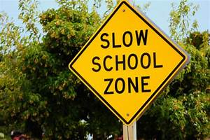 Slow down! Kids are back to school! ‹ KBEY FM 103.9 ...