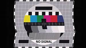 Real No Signal tv Noise FREE FOOTAGE HD - YouTube