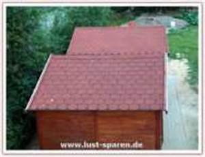 Verlegung Von Bitumenschindeln : gartenhaus bitumen dachschindeln my blog ~ Articles-book.com Haus und Dekorationen