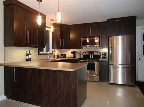 mat駻iaux armoire de cuisine r 233 alisations de style contemporain sp 233 cialit 233 m m