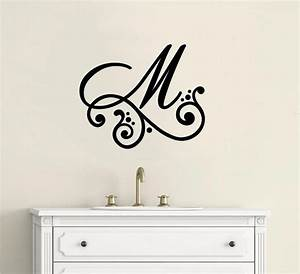 letter stickers for walls peenmediacom With wall cling letters