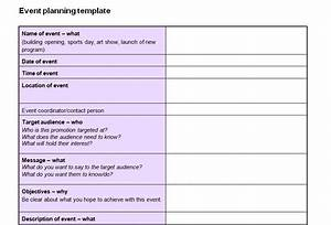 Event Planning Checklist Template Now Featured On Website