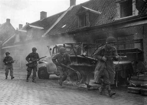 tweede wereldoorlog de bevrijding entoennu