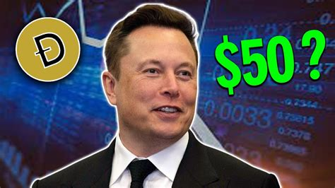 Elon Musk Drops HUGE DOGECOIN NEWS TODAY | THIS WILL MAKE ...