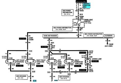 Truck Led Wiring Diagram by Ford F650 Wire Schematic Wiring Diagram Database