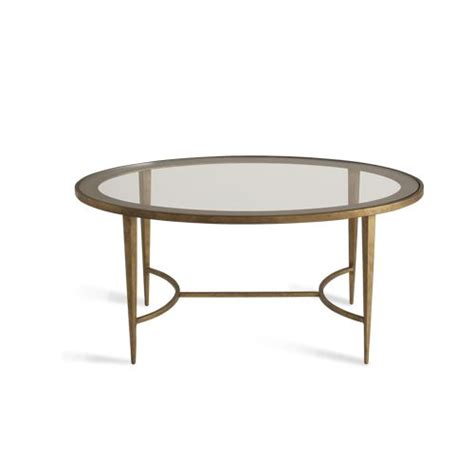 oval ottoman coffee table 1000 ideas about oval coffee tables on pinterest glass