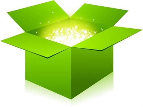 open box  vector    vector