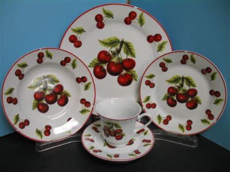 Kitchen Accessories Cherries  Home Decoration Club