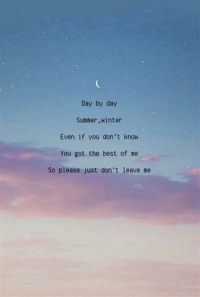 Quotes Iphone Backgrounds Wallpapers Quote True Bts